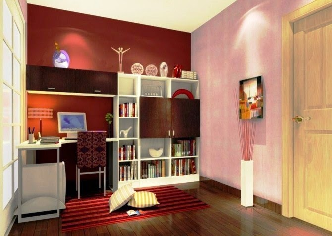 Wall painting colors ideas for Wall paint combination ideas