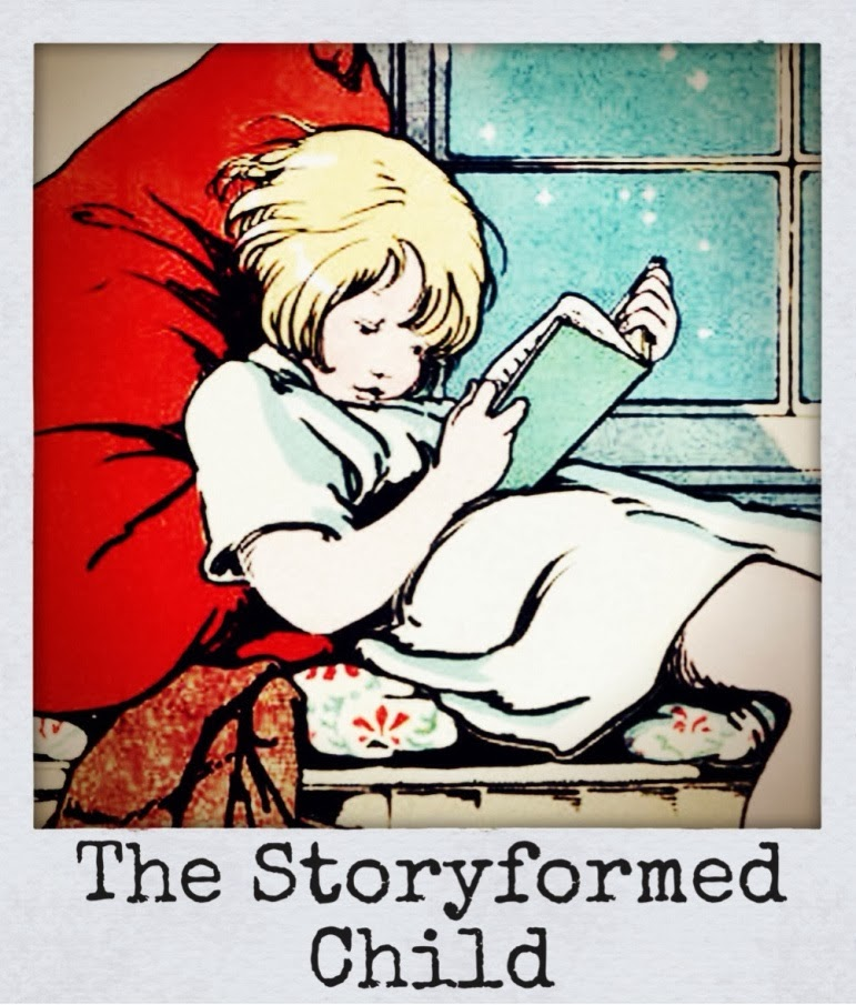 The Storyformed Child