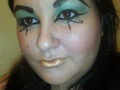 Egyptian Princess Make-Up
