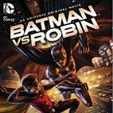 Batman vs. Robin Blu-ray Review