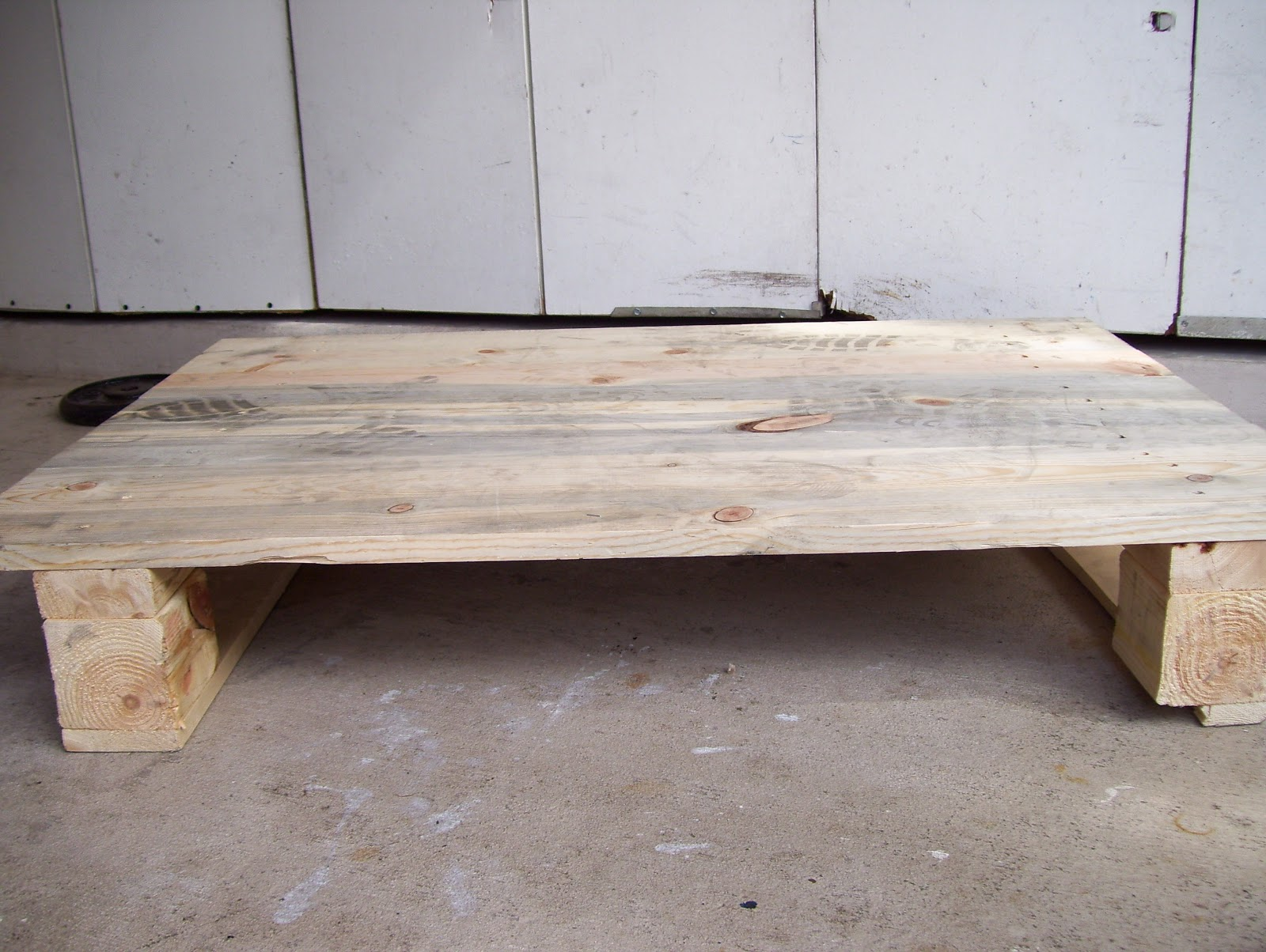 Pallet Coffee Tables Diy Pallet Coffee Table Easy Diy Pallet