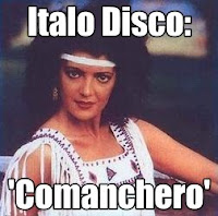 italo disco - comanchero