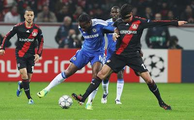 Bayer Leverkusen 2 - 1 Chelsea (2)