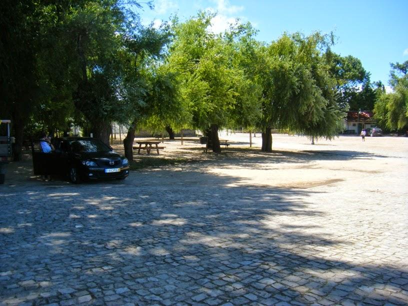 parque de Merendas em Escaroupim