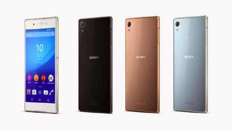 Dikabarkan Ditunda, Xperia Z4 Akhirnya Diperkenalkan Sony