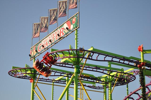 Winter+Wonderland+Hyde+Park+London+roller+coaster