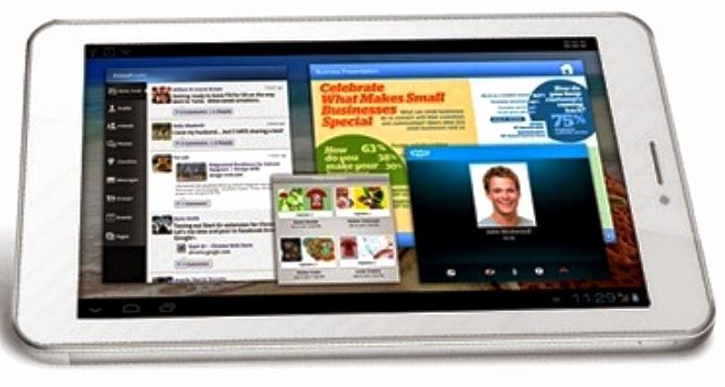 Advan Vandroid T1J Tablet Dual SIM Murah Dengan Fitur TV