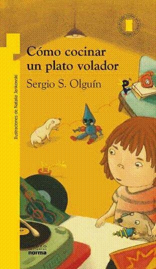 Literatura infantil y juvenil editorial norma for Cocinando con sergio en la1