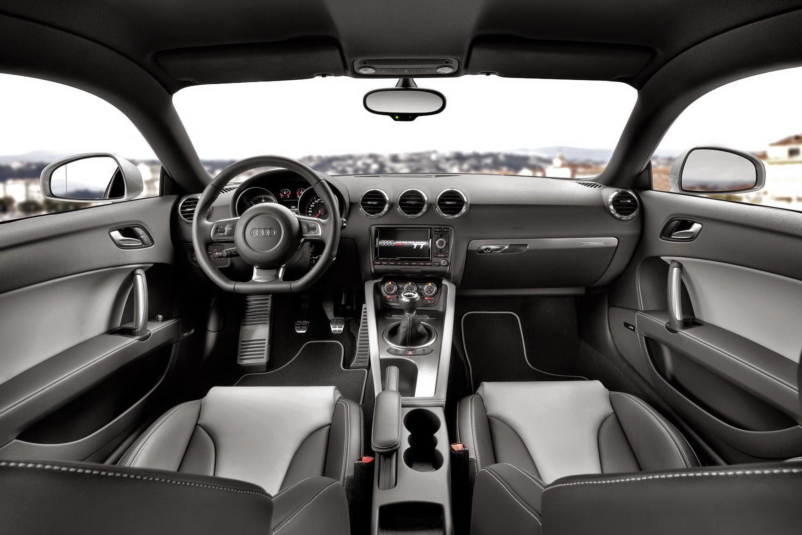 Audi TT Roadster 2.0 TFSI quattro