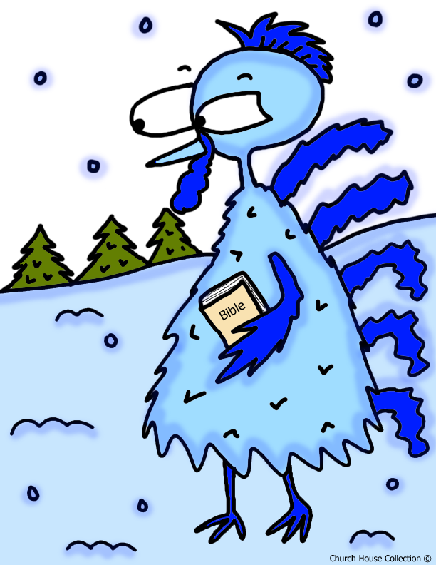 Frozen Turkey Free Clipart - Free Clip Art Images