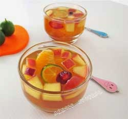 Resep Fresh Fruit Segar