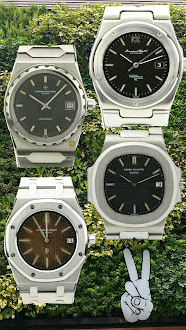 Four Evergreen Trees