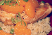 Chicken & Mandarin Oranges Serves 4 1/2 teaspoon salt (chickenmandarinoranges )