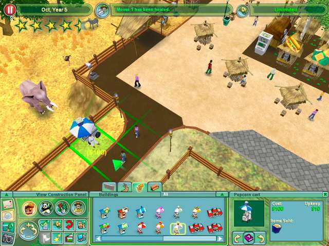 play zoo tycoon online for free