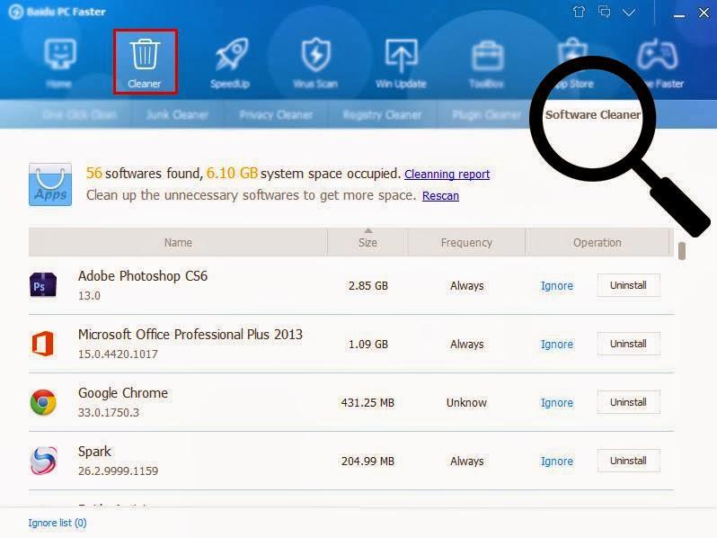 [ ������ ����� ] ���� ������ ����� ������ ������ 4.0.2 �� ������ Baidu pc faster ����
