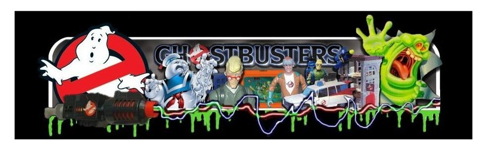 Ghostbusters Collector