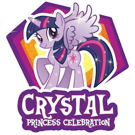 MLP Crystal Princess Celebration Brushable Figures