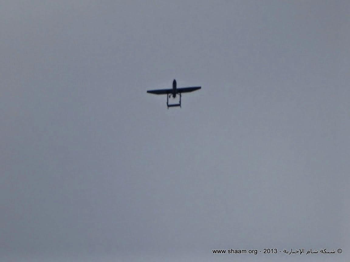 Guerre Civile en Syrie ( LISEZ LE PREMIER POST ! ) UAV+PAHPAD+Damascus+-+Aqraba+09-05-2013+%25282%2529