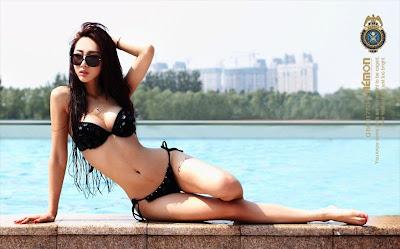 Jin Mei Xin – Stunning Bikini Photoshoot