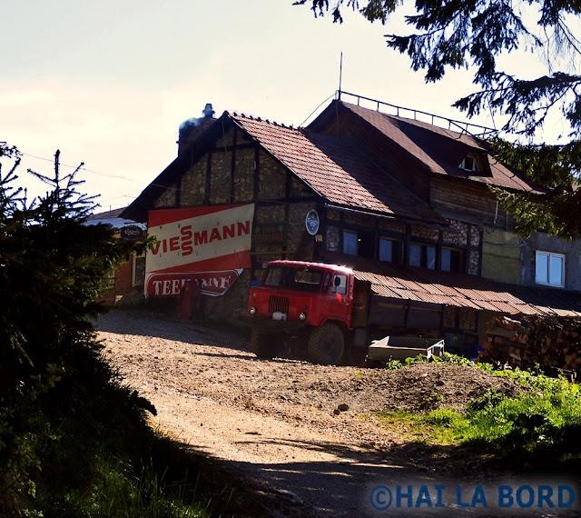 cabana postavaru