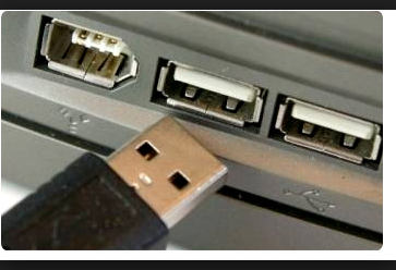 Explain the USB Port Function