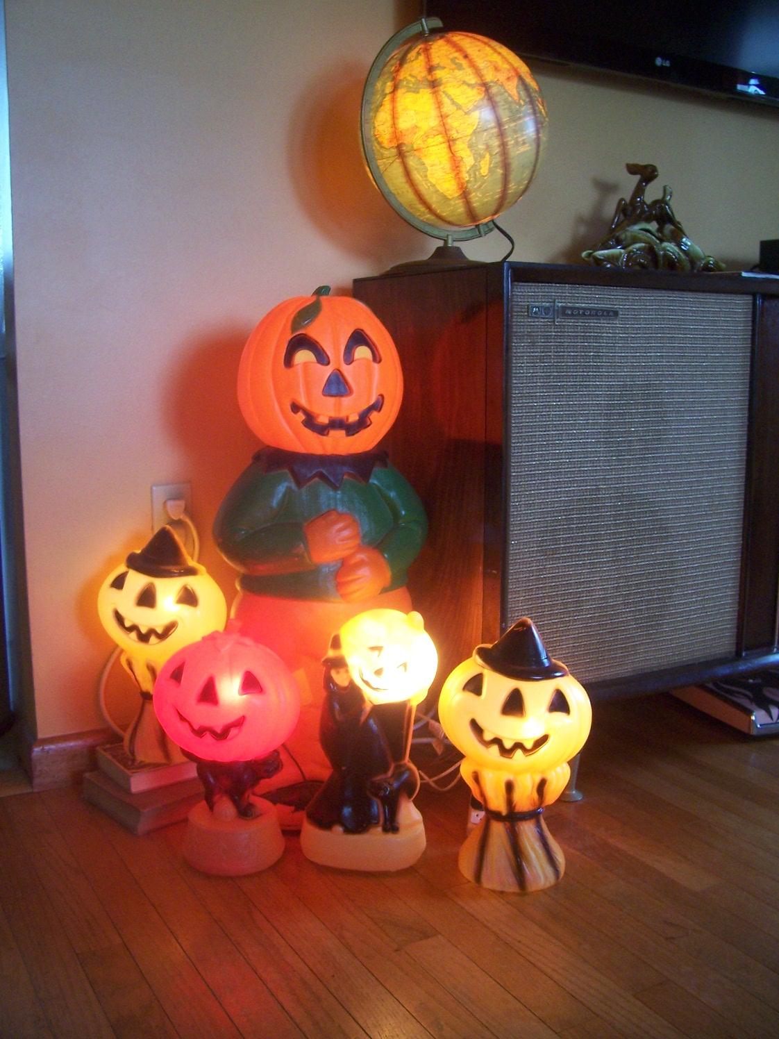 Halloween Blow Mold