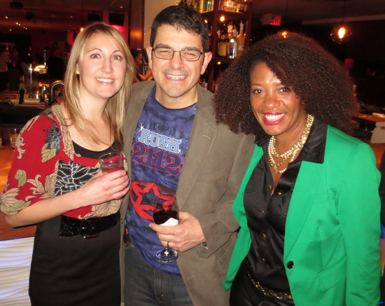 Media confidential cc nyc staff celebrate with bowling party