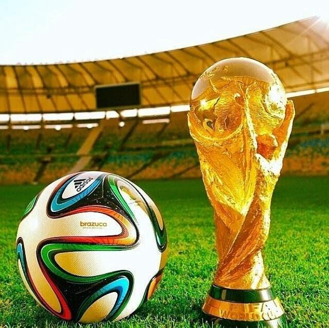 Jadwal TV Piala Dunia 2014