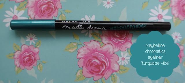 maybelline chromatics eyeliner