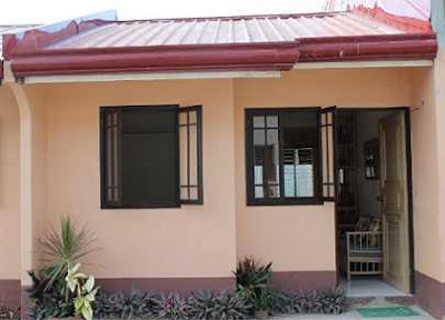 Grand Terrace Subdivision, Consolacion - House and Lot One Storey Townhouse