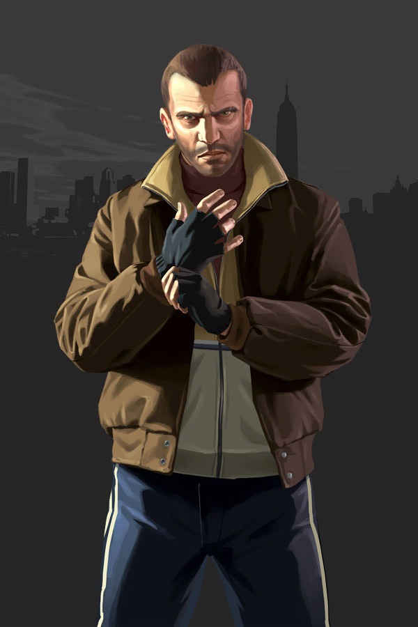 welcome to hantershell files gta iv add on new niko bellic