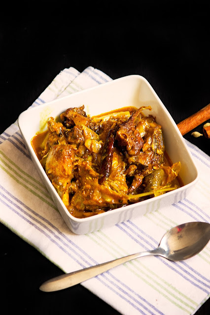 bengali fish head recipe