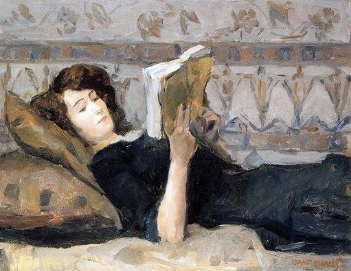 Leyendo en soledad