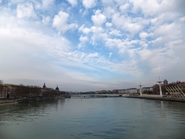 Lyon pont université