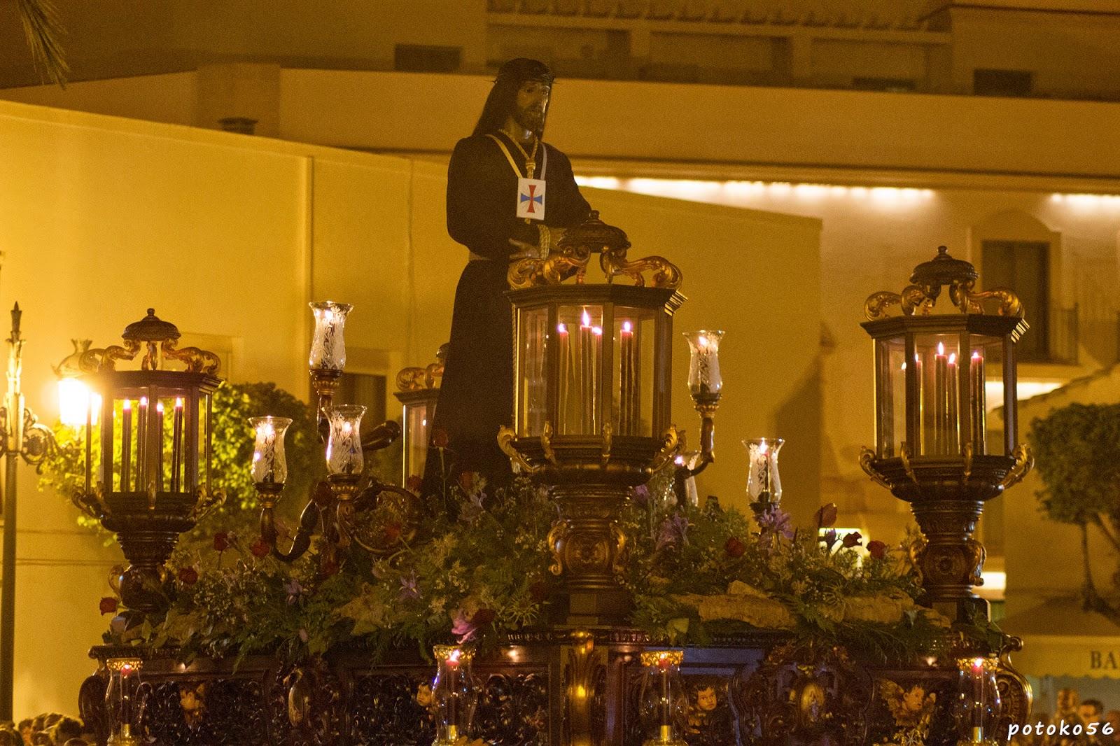 Semana Santa en Rota Jesús Cautivo