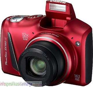 Harga Canon PowerShot SX150 IS Digital Camera Terbaru 2012