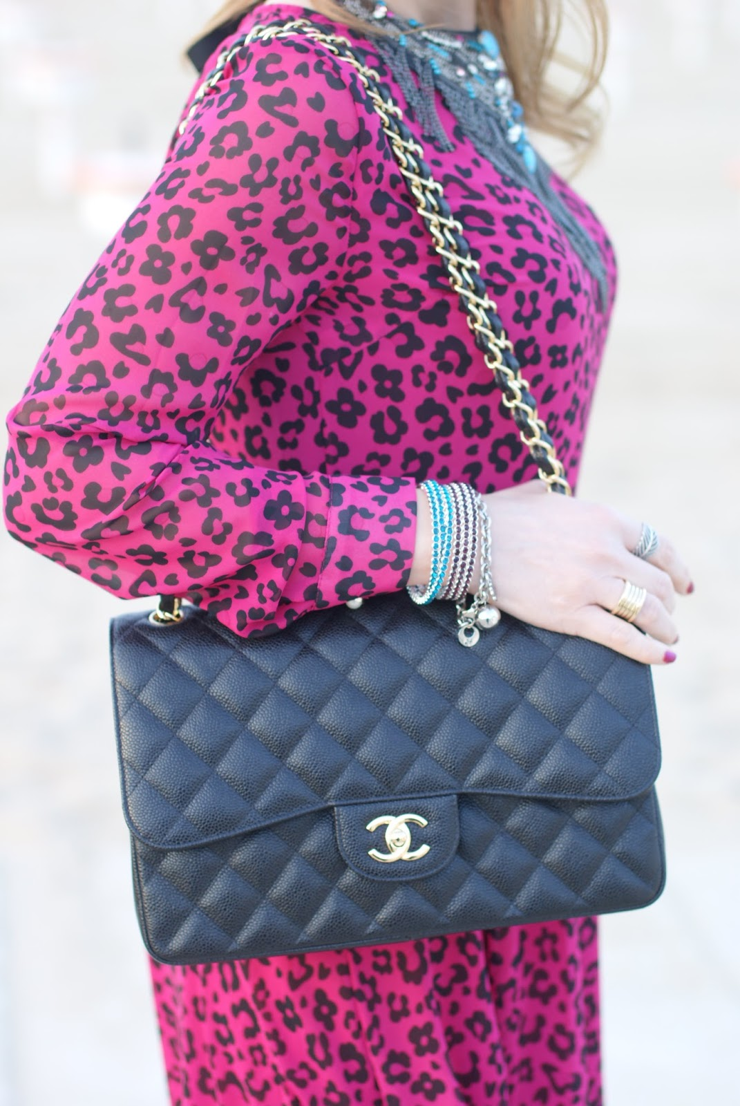 Chanel 2.55 bag, Luca Barra jewels, Fashion and Cookies fashion blog, fashion blogger style