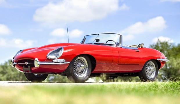 Jaguar Type E série 1