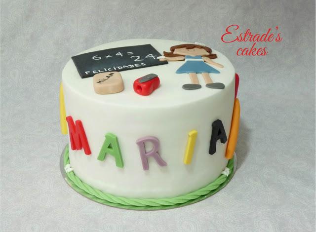 tarta para una maestra 2