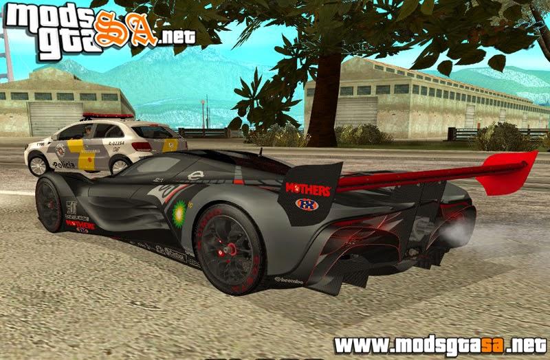 SA - Mazda Furai Concept 2008
