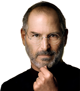 Steve Jobs is the greatest entrepreneur of our time