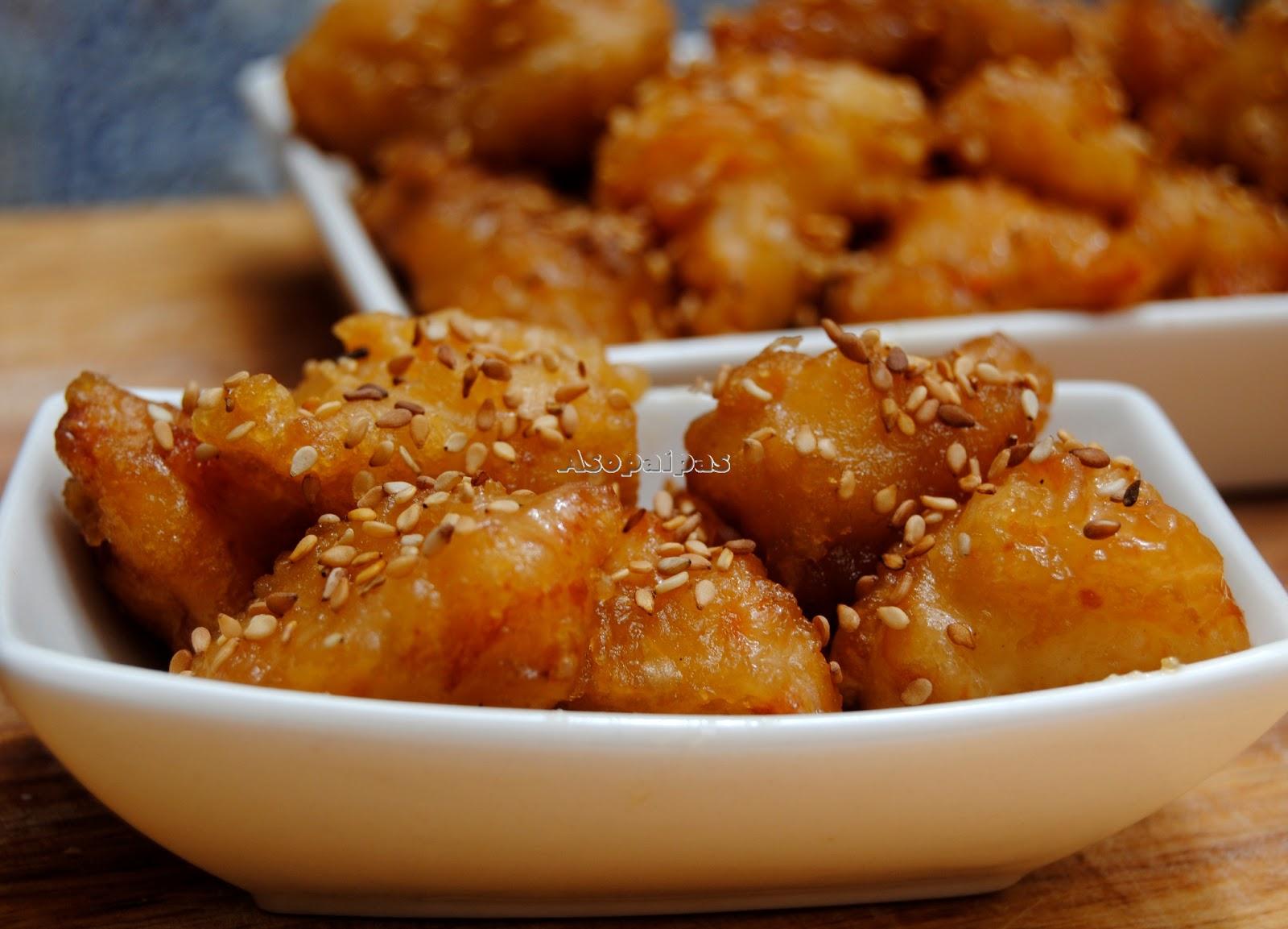 Pollo a la miel m zh j receta asopaipas recetas de cocina casera - Comidas baratas y sencillas ...
