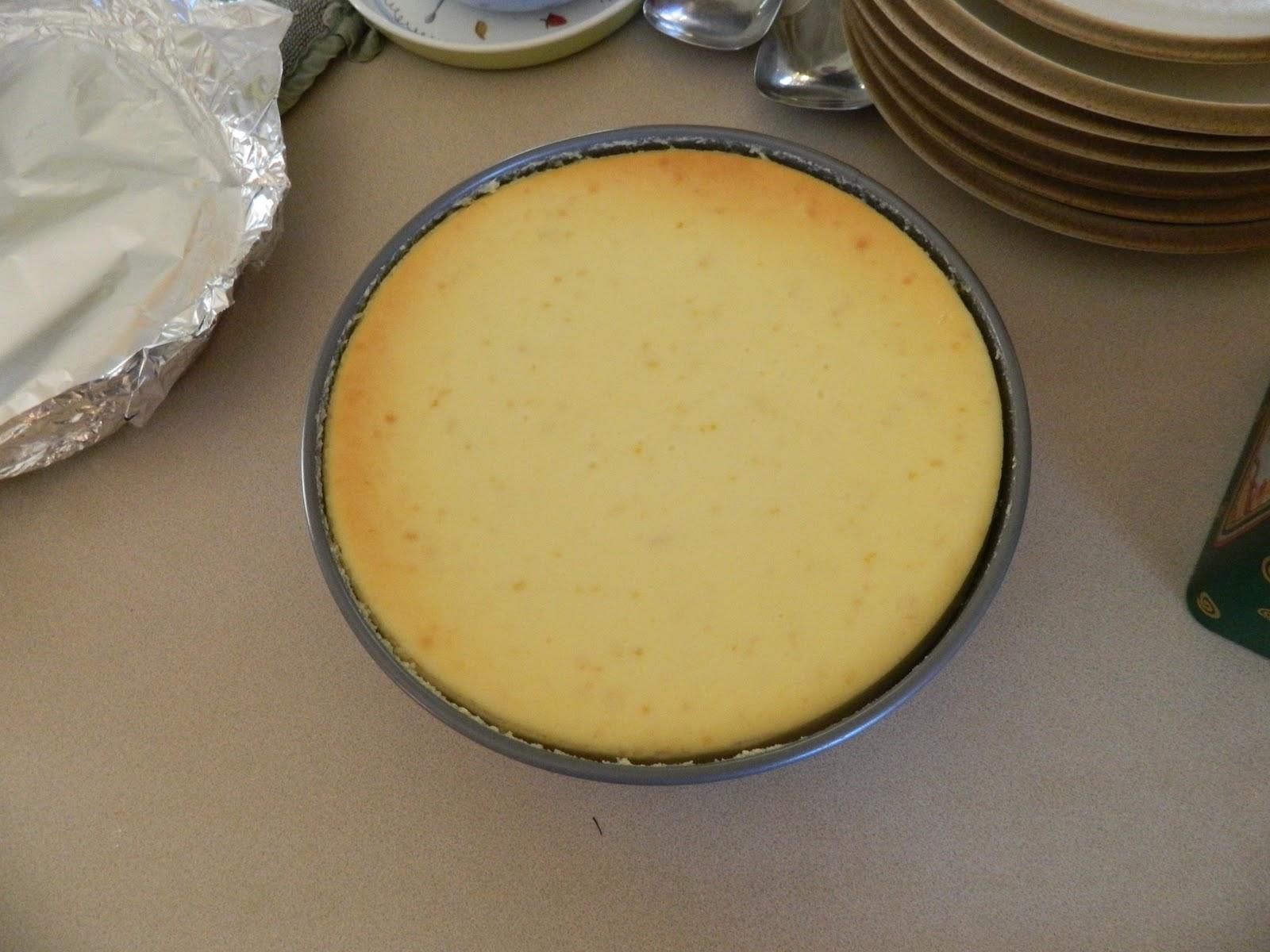 jaimalaya: Homemade Friday: Lemon Cheesecake with ...