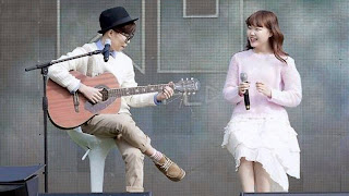lirik lagu Akdong Musician Melted Lyrics