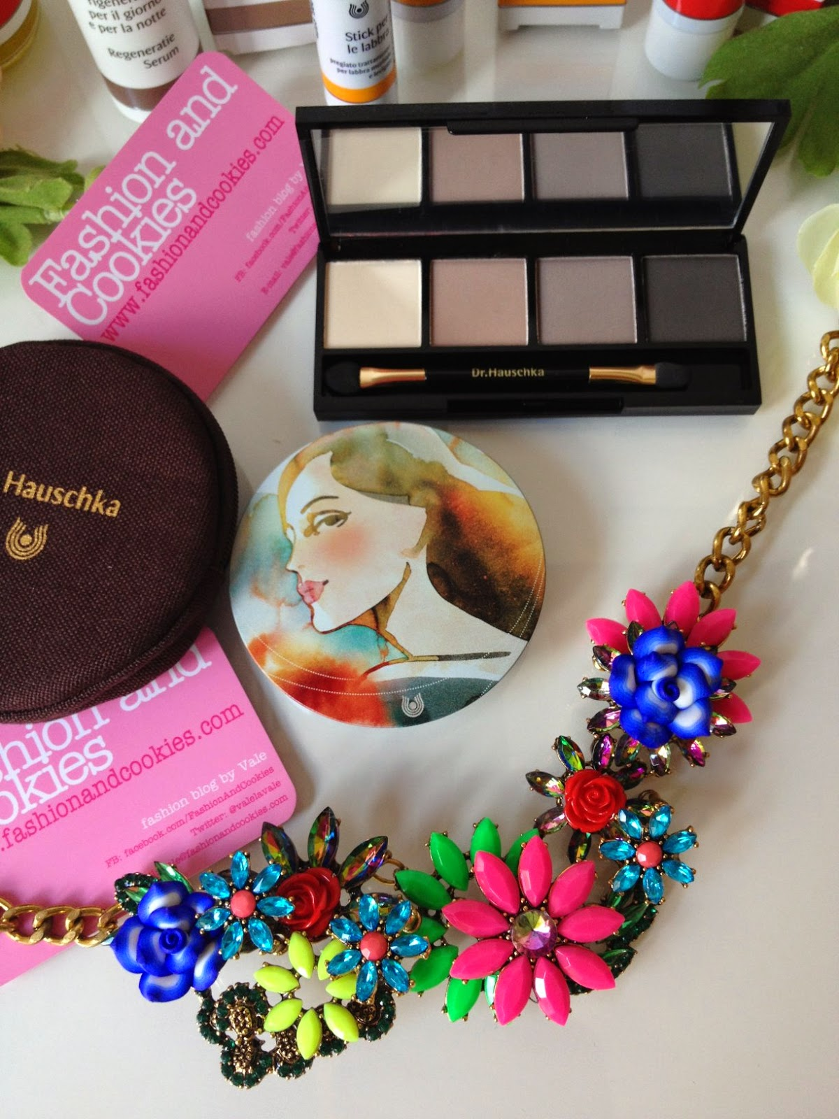 Dr Hauschka, terra abbronzante limited edition, Dr Hauschka natural palette, bronzing powder, Fashion and Cookies, fashion blogger