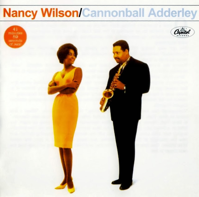 Nancy Wilson and Cannonball Adderly