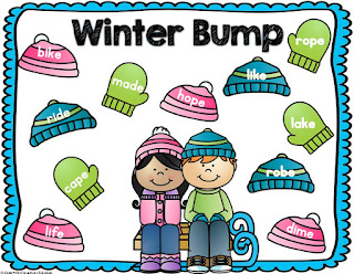 Winter Bump-First Grade and Fabulous