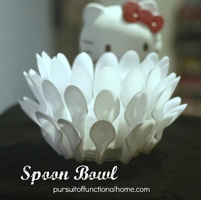 Spoon Bowl Home Decor  by pursuitoffunctionalhome.com