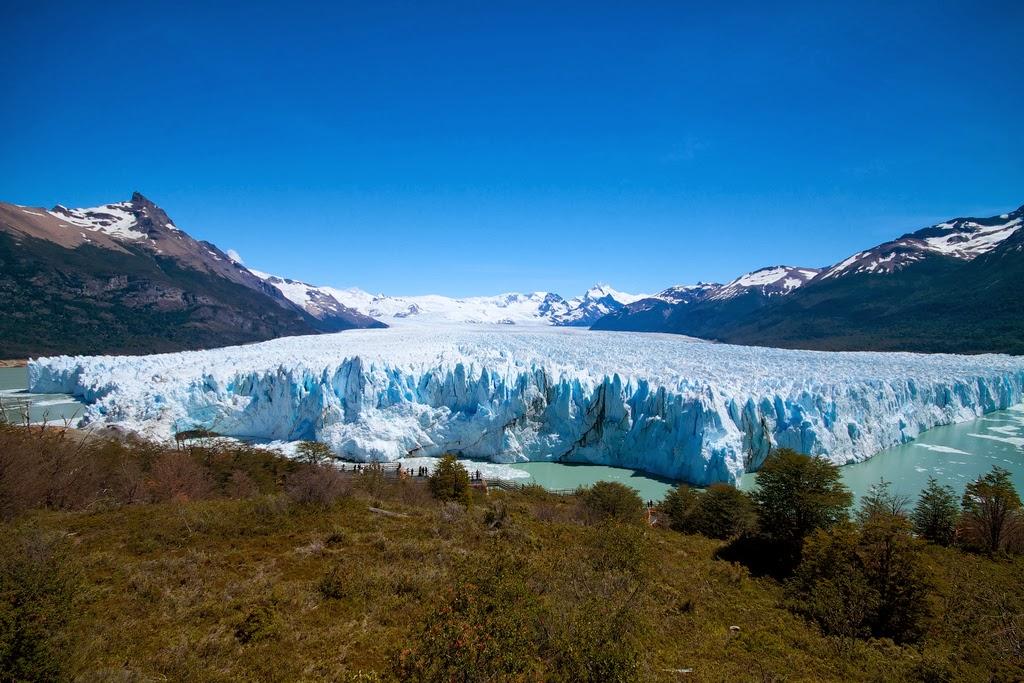 ペレト・モレノ氷河 Perito Moreno Glacier