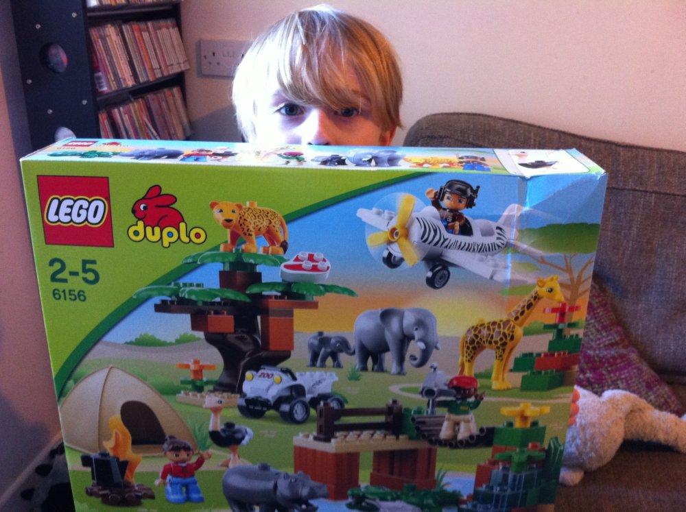 Kate Takes 5 Lego Duplo Photo Safari A Review
